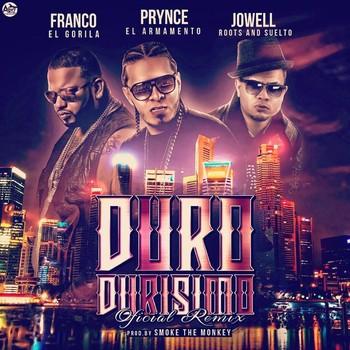uhbev0ymvpx4 - Prynce 'El Armamento' Ft. Franco 'El Gorila' Y Jowell - Duro Durisimo (Official Remix)
