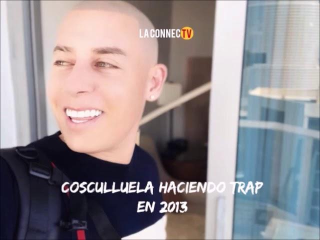 uuegkdtyge4 - Cosculluela haciendo Trap en el 2013