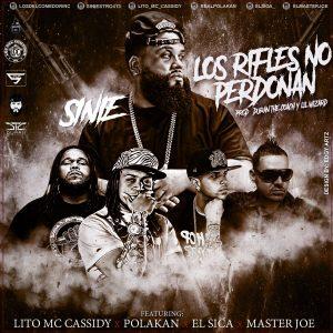 v9v4sn0 - Siniestro Ft. El Sica, Polakan, Lito MC Cassidy y Master Joe - Los Rifles No Perdonan