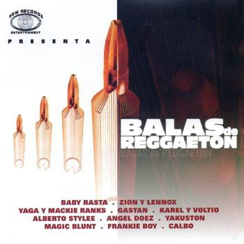 vugxjnl - Balas De Reggaeton (2004)