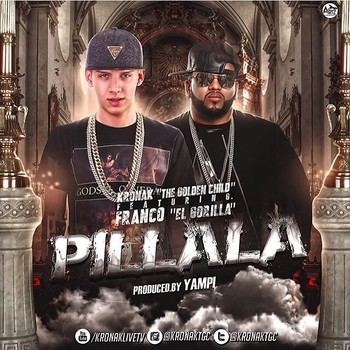 wz27mblsulzn - Franco El Gorila Ft. Kronak The Golden Child - Pillala