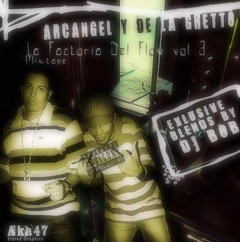 xcv7r9btnsss - De La Ghetto - Masacre Musical (Official Mixtape) (2007)