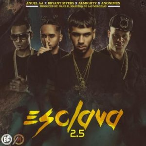 zZH1YoO - Anuel AA Ft. Brayant Myers, Anonimus Y Almighty - Esclava 2.5