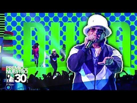 0 105 - Daddy Yankee – Dura (Premios Lo Nuestro) (Live)