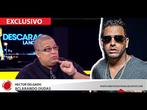 0 79 - Hector Delgado explica porque Tito el Bambino no salió en su Película