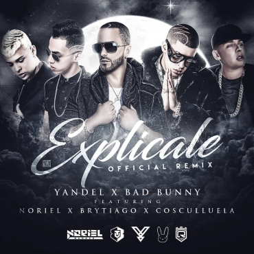 0 89 300x225 4 - Yandel y Bad Bunny nos presentaran Explicale Remix junto Noriel, Brytiago y Cosculluela