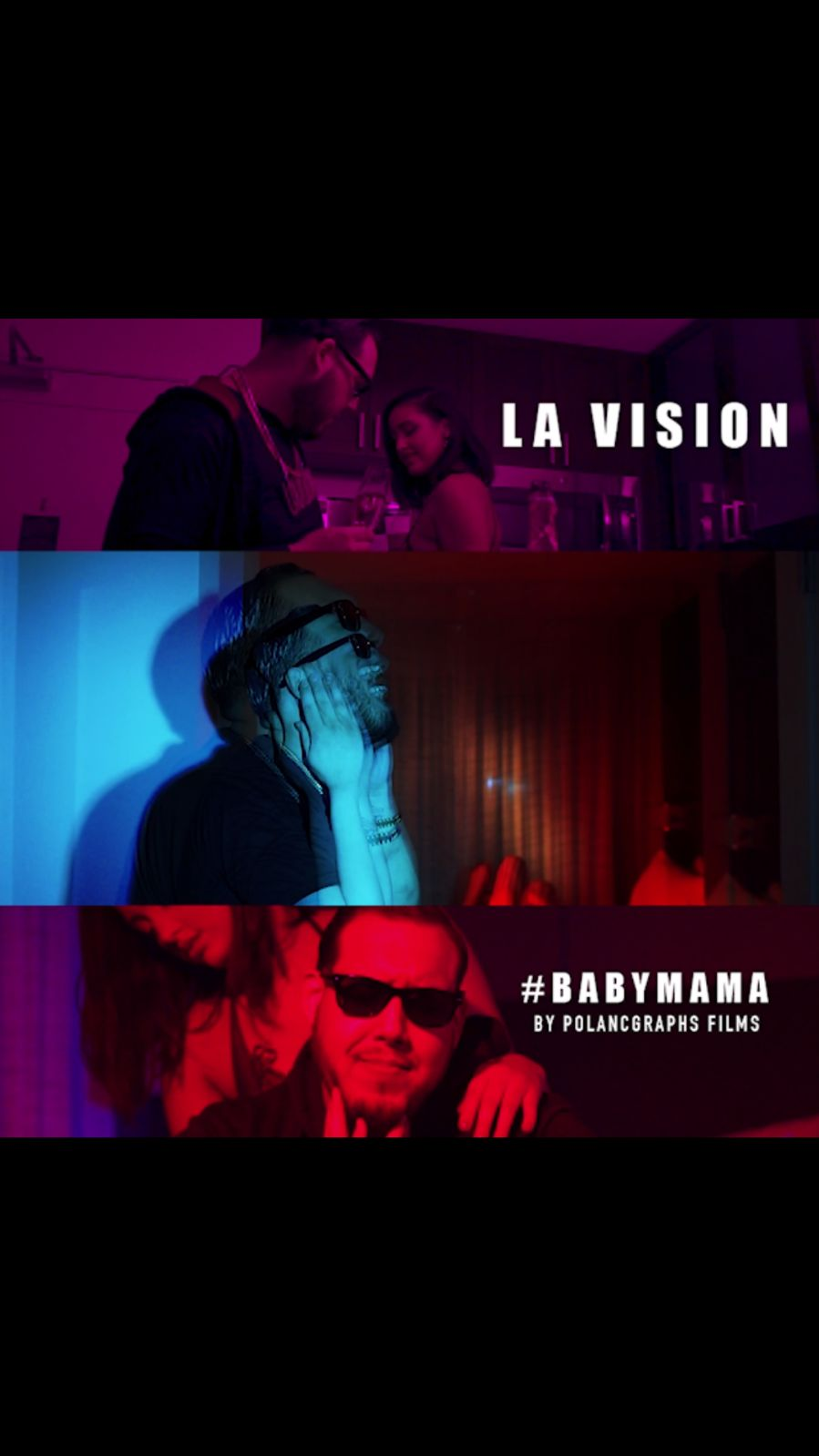 babymama - La Vision - BabyMama (Mp3+Video) (Estreno Este Sábado)