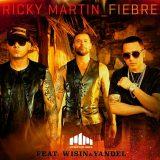 fiebre 160x160 - Ricky Martin Ft. Wisin y Yandel – Fiebre (Official Video)