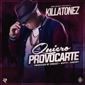 quiero 300x300 - Killatonez - Quiero Provocarte