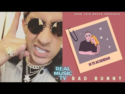 """0 1 - Bad Bunny anuncia sus próximas canciones """"Dime Si Te Acuerdas"""" y """"Loca Remix"""" habla de AmorFoda y más"""