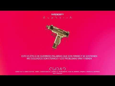 0 128 - Super Yei Ft. Kendo Kaponi, Casper, Tempo, Pacho, Osquel, Juanka Y Ele A El Dominio – Cuidao (Video Lyric)