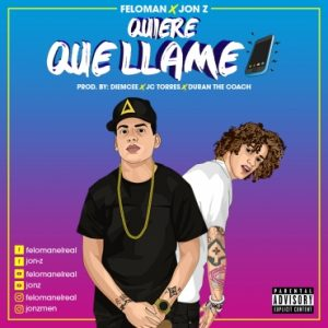 0 88 300x225 3 300x300 - Jon Z Ft. Darkiel – Te Llame Borracho (Prod. High Quality y Duran The Coach)