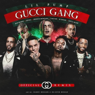0 89 300x225 5 - Lil Pump Ft Bad Bunny, J Balvin, French Montana, 21 Savage, Ozuna y Gucci Mane – Gucci Gang (Spanish Remix) (FULL AUDIO)