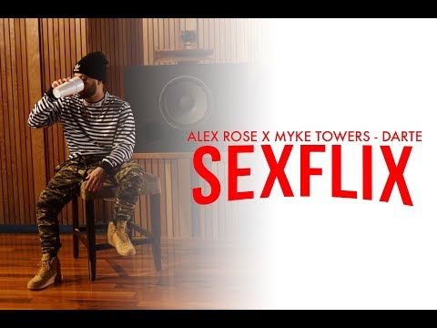 0 95 - Alex Rose Ft. Myke Towers – Darte (Official Video)