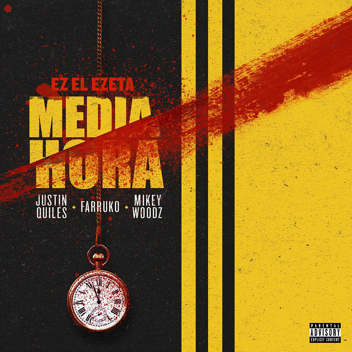 Justin Quiles Ft. Farruko Y Miky Woodz – Media Hora Prod. EZ El Ezeta - Justin Quiles Ft. Farruko Y Miky Woodz – Media Hora (Prod. EZ El Ezeta)