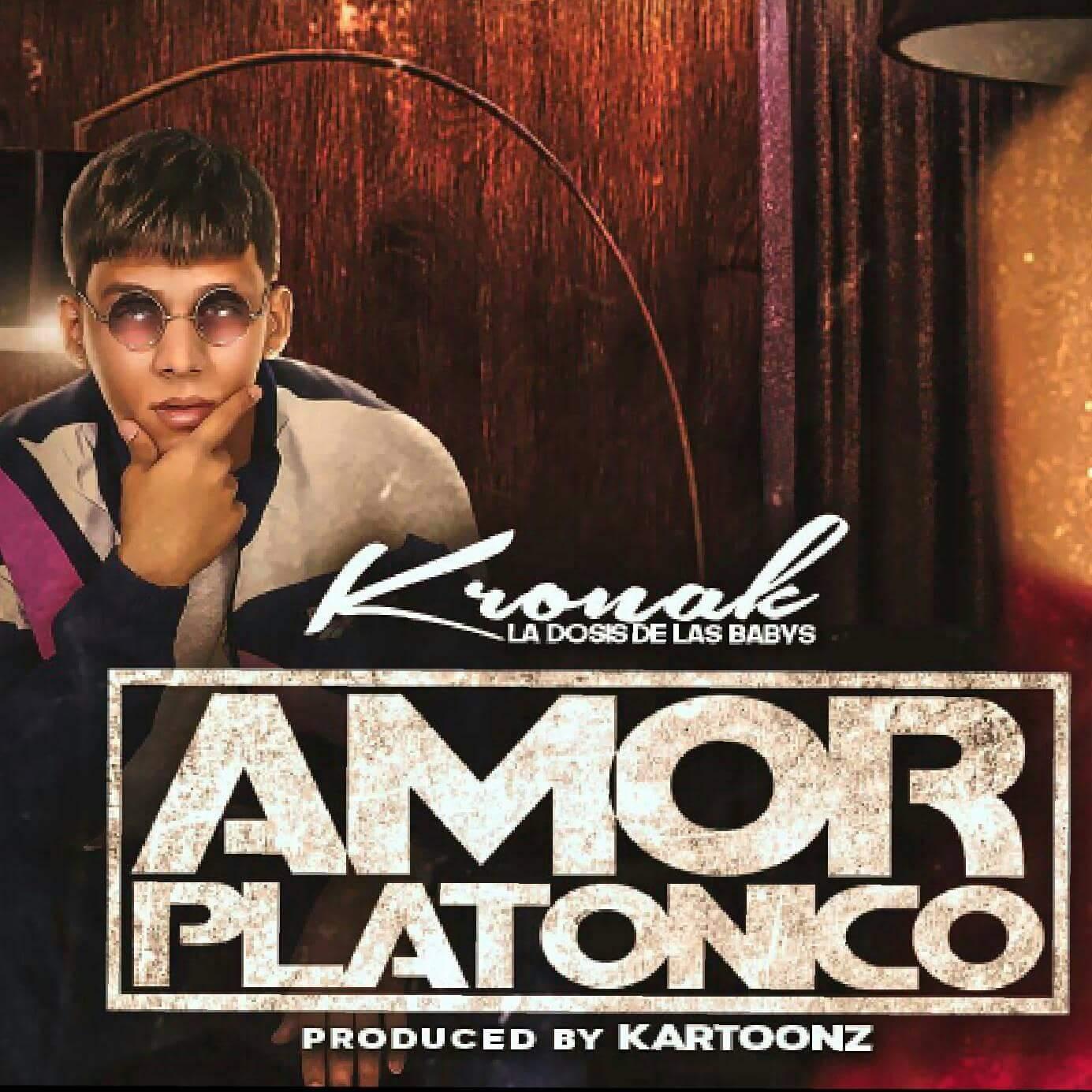 Kronak Amor Platonico - Kronak – Amor Platónico