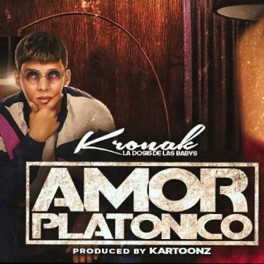 """Kronak estrenará hoy su nuevo sencillo """"Amor Platónico"""" - Kronak Estrenará Hoy Su Nuevo Sencillo """"Amor Platónico"""""""