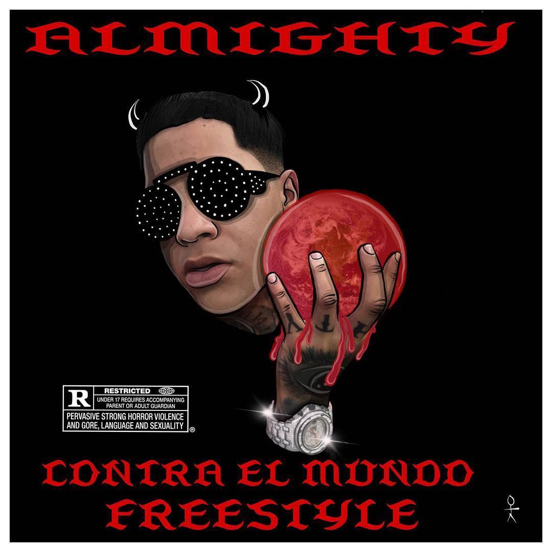 contra - Almighty - Contra El Mundo (Freestyle)