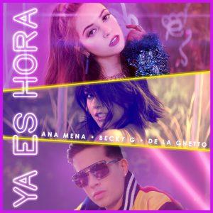 hora 300x300 - Monika La Jefa - Ana (Official Video)