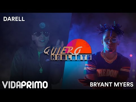 0 23 - Darell Ft. Bryant Myers – Quiero Hablarte (Official Video)