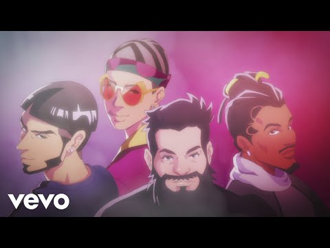 0 41 - Spiff Tv Ft. Anuel AA, Bad Bunny y Future – Thinkin (Official Video)