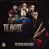 Casper Magico Ft. Nio Garcia Darell Nicky Jam Ozuna Y Bad Bunny – Te Bote Official Remix 160x160 - Casper Ft. Nio Garcia, Darell, Bad Bunny, Ozuna y Nicky Jam – Te Boté (Remix) (Vídeo Preview 2)