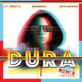 dura 160x160 - Daddy Yankee Ft. Natti Natasha, Becky G y Bad Bunny – Dura (Official Remix) (Vídeo Lyric)