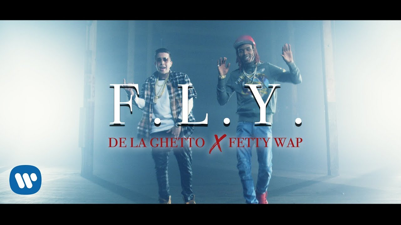 p76mcmz4whu - De La Ghetto, Fetty Wap – F.L.Y. (Official Video)