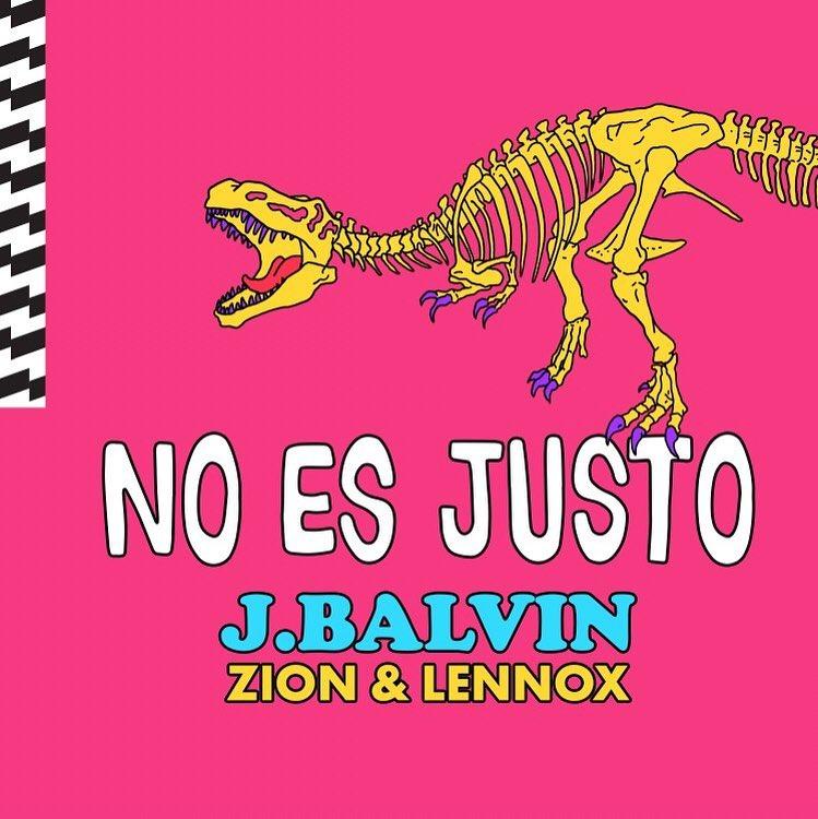 1425 5 - J Balvin Ft. Zion y Lennox - No Es Justo