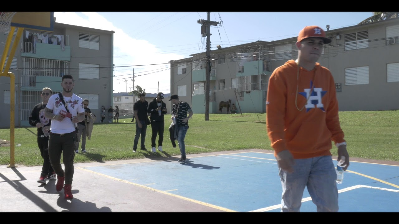 ao 16bgqxac - Angel Noise Ft. Juanka, Pacho, Optimus, Osquel y Maximus Wel – Yo Lo Se (Behind The Scenes)