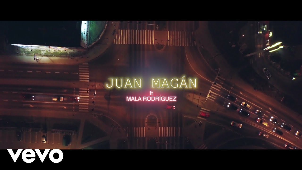 c01zdmessrk - Juan Magan, Mala Rodríguez – Usted (Official Video)
