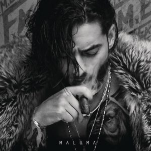 fame 300x300 - Maluma – F.A.M.E (Album) (2018)