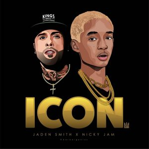 icon 300x300 - Jaden Smith Ft. Nicky Jam – Icon (Remix) (Official Video)