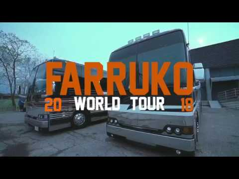 ok7ag7lzxue - Farruko – Farruko World Tour 2018 (Episodio 1)