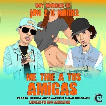 tire - Cover: Jon Z Ft. Noriel – Me Tire a Tus Amigas
