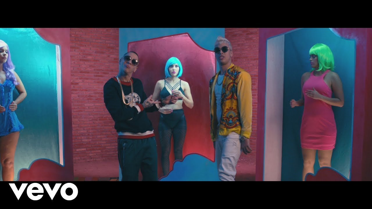 26165655 1457244281055304 6732125057743022702 n 3 - Noriel Ft. Baby Rasta – Soy Un Puto (Trap Capos) (Official Video)