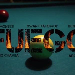 26165655 1457244281055304 6732125057743022702 n - Omar Montes Feat Moncho Chavea, Denom, Fyahbwoy y Arce – Fuego (Video Official)