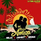 6 160x160 - Ñejo Ft. Jamby El Favo Y Kenai – Mi Mejor Amiga (Video Lyric)