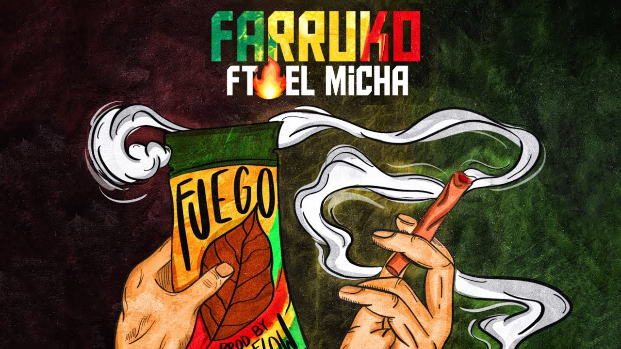 gnvggpcqakm - Farruko Ft. El Micha – Fuego (Video Lyric)