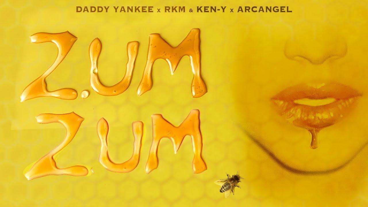 pllexxa2xqu - Daddy Yankee Rkm Y Ken-Y Arcangel - Zum Zum (Official Video)