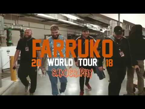 ptzixbi67fm - Farruko – Farruko World Tour 2018 (Episodio 2)