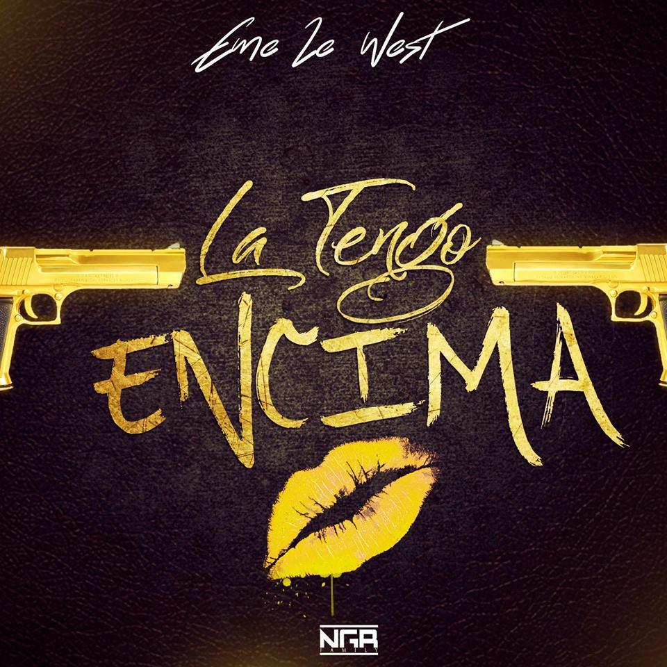 100 - eMe Le' West - La Tengo Encima (Prod. By Hypermoon Studio)