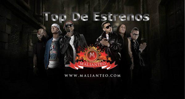 63e646c04f02eb1d8a9ae27c91f011175e4a32bf 1 - Top De Estrenos: Lo Mejor De La Musica Urbana (Semanal)