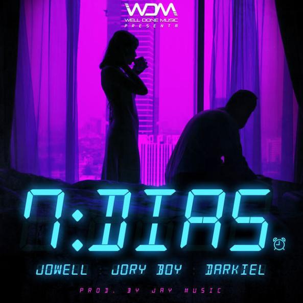 7dias - Jowell, Jory Boy, Darkiel – 7 Días