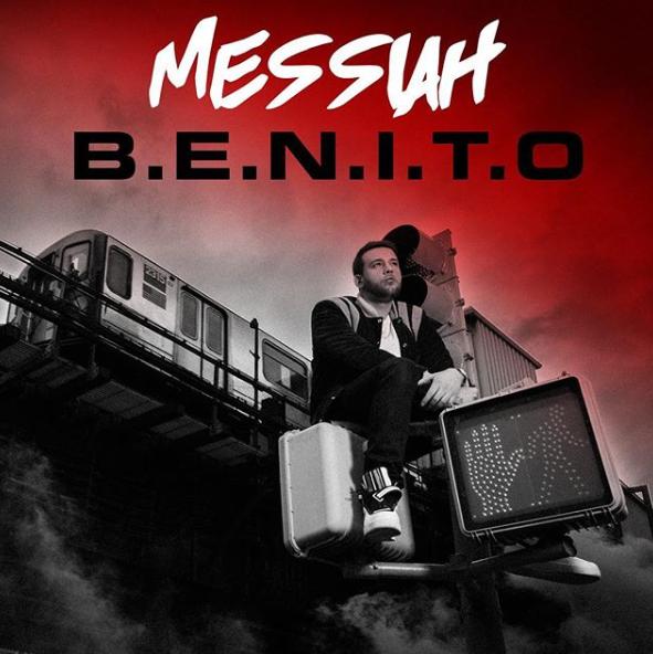 benito - Messiah - B.E.N.I.T.O (Álbum) (2018)