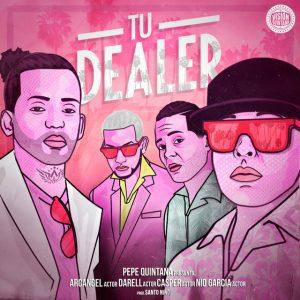 dealer 300x300 - Arcangel Ft. Darell, Casper y Nio Garcia – Tu Dealer (Official Video)