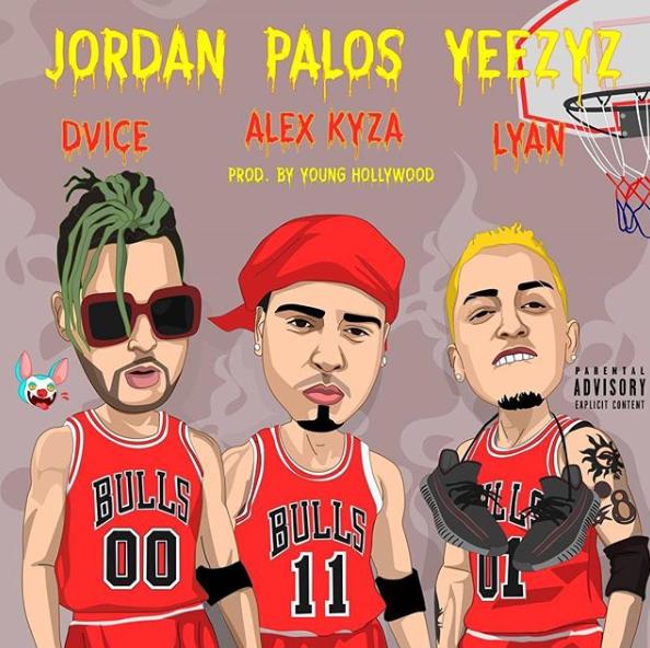 jordan - Alex Kyza, Dvice, Lyan – Jordan, Palos, Yeezyz