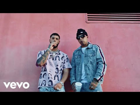 0 26 - Anuel AA Ft. Ñengo Flow – Las Yeezy (Official Video)