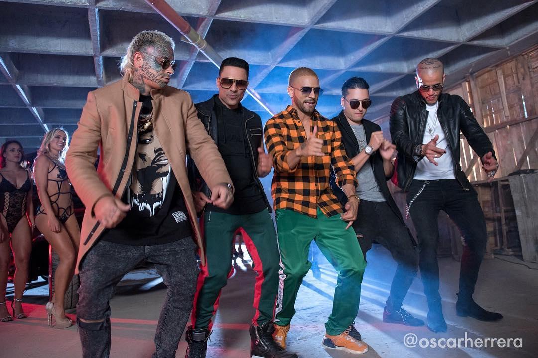 126 - Dime Por Que Remix – Rey Chavez, Arcangel, Pipe Calderon, Golpe a Golpe, Manicomio 777