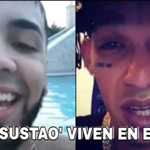 131 - El Dominio le responde las puyas a Anuel?